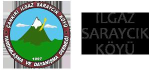 ILGAZ SARAYCIK KÖYÜ DERNEĞİ Logo